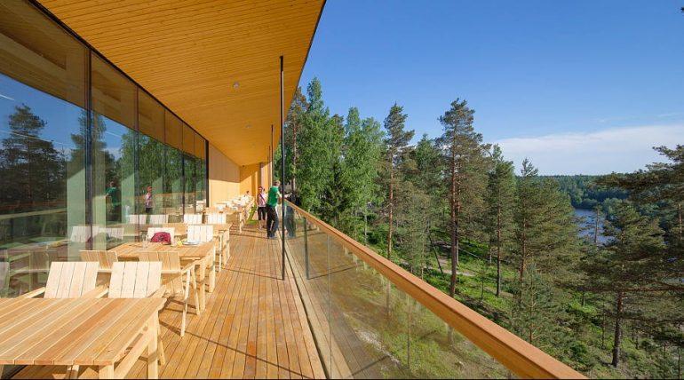 Дизайн финской природы